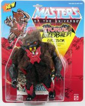 "Masters of the Universe - Unleashed Grizzlor ""black version"" (USA card) - Barbarossa Art"