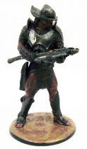 Le Seigneur des Anneaux - Eaglemoss - #107 Arbaletrier Uruk-Hai au Gouffre de Helm