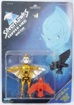 Silverhawks - Kenner - Copper Kidd & May-Day (carte bleue)