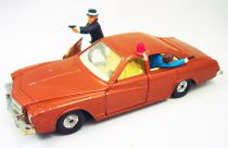 Kojak - Corgi Ref.290 - Buick Le Sabre & figure (wit hat version) Loose