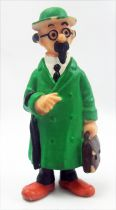 Tintin - Figurine pvc Bully (1975) - Tournesol