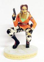Atlas - Tomb Raider - 5'' statue - Lara Croft - Adventures of Lara Croft, Antarctica