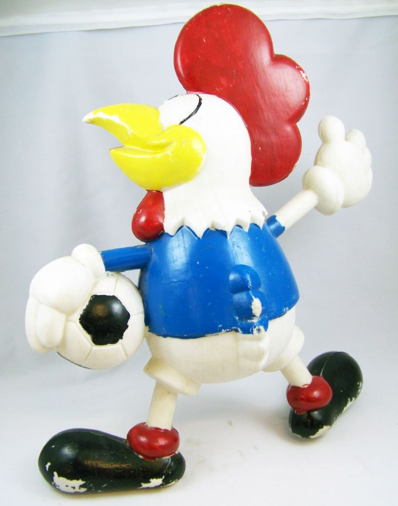 Championnat d\'Europe 1984 (France) - Peno (40cm) Mascotte Officielle 03