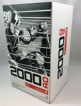 2000 A.D. - 3A Figurine 1:12ème - Judge Dredd et Lawmaster Mk1