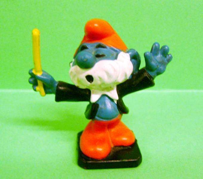 20092 PaPa Smurf orchestre driver