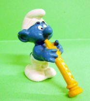 20095 Flutist Smurf #2
