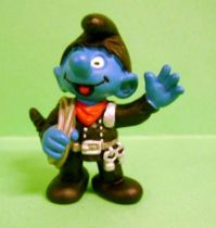 20467 Smurf chimney sweeper