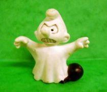 20542 Halloween Serie Ghost Smurf