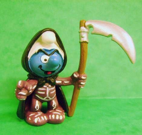 20545 Halloween Serie Spectre Smurf