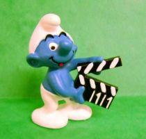 20710 Clapperboard Smurf