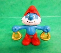 20726 Zodiac Series Balance Papa Smurf