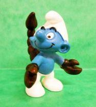 20727 Zodiac Series Scorpio Smurf