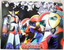 3-D Poster Grendizer - HL Product Plastifun - 2009