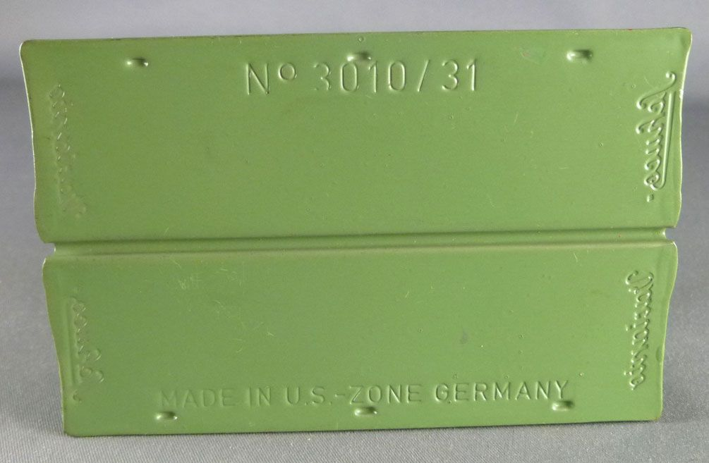 3010/31 Tunnel Tin Mint condition