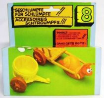 40100  Snail with wagon - Accessories N°8 (Loose in box)