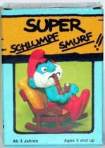 40228 PaPa Smurf with rocking chair (mint in box)