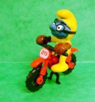 40231 Motorcross Smurf