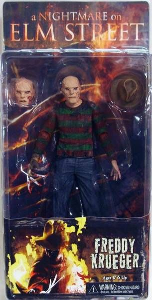 A Nightmare on Elm Street (2010) - Freddy Krueger - NECA