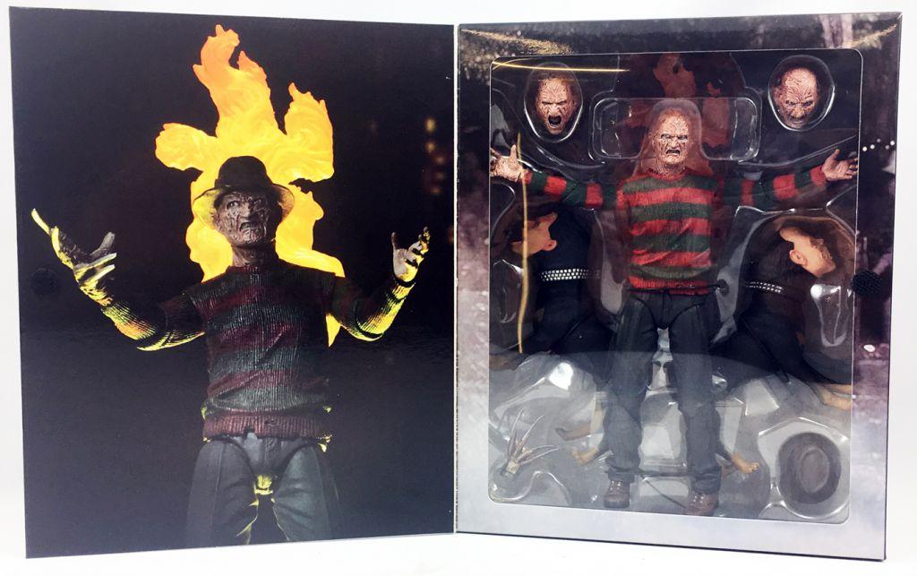A Nightmare on Elm Street 2 - Freddy Krueger (Ultimate) - NECA