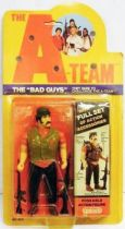 A-Team - Galoob Mint on card Action Figure - Bad Guys \'\'Cobra\'\'