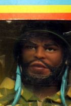 A-Team - Large size figure - Mr T - B.A. Baracus - Militarian outfit