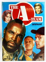 A-Team (l\'Agence Tous Risques) Annual 1985 (World Int. Publishing Ltd)