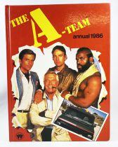 A-Team (l\'Agence Tous Risques) Annual 1986 (World Int. Publishing Ltd)