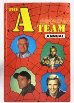A-Team (l\'Agence Tous Risques) Annual 1991 (Marvel Comics Ltd)