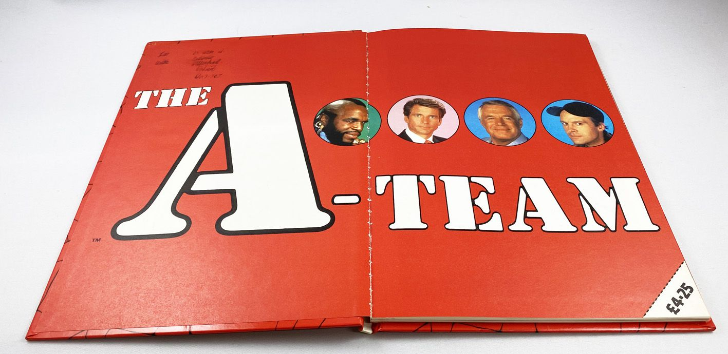 A-Team (l\'Agence Tous Risques) Annual 1991 (Marvel Comics Ltd)