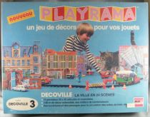 Abax France - Playrama - Decoville the City in 24 Scenes 1:43 Dinky Solido Norev