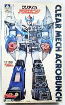 Acrobunch - Clear Mech Thorn-Rock model-kit - Aoshima (mint in box)