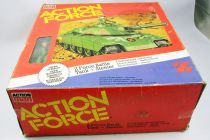 Action Force - Force Z - Battle Tank / Char d\'Assaut