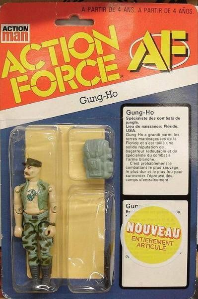 Action Force / G.I.Joe - Gung-Ho