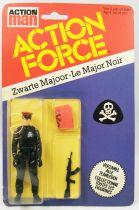 Action Force - Les Envahisseurs - Le Major Noir