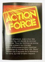 Action Force - Palitoy/Miro-Meccano - Mini Catalogue (1985)