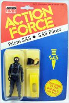 Action Force - S.A.S. Force - Pilote S.A.S.