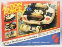 Action Force - Sonar Force - Lion des Mers