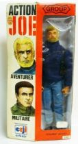 Action Joe - Adventurer (Tom) 1974/77 - Ceji - Ref 2952