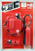 Action Joe - Extinguisher and water lance - Ceji - Ref 7943