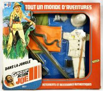 Action Joe / Jane (tenue) - Dans la Jungle - Ceji - Réf 7870
