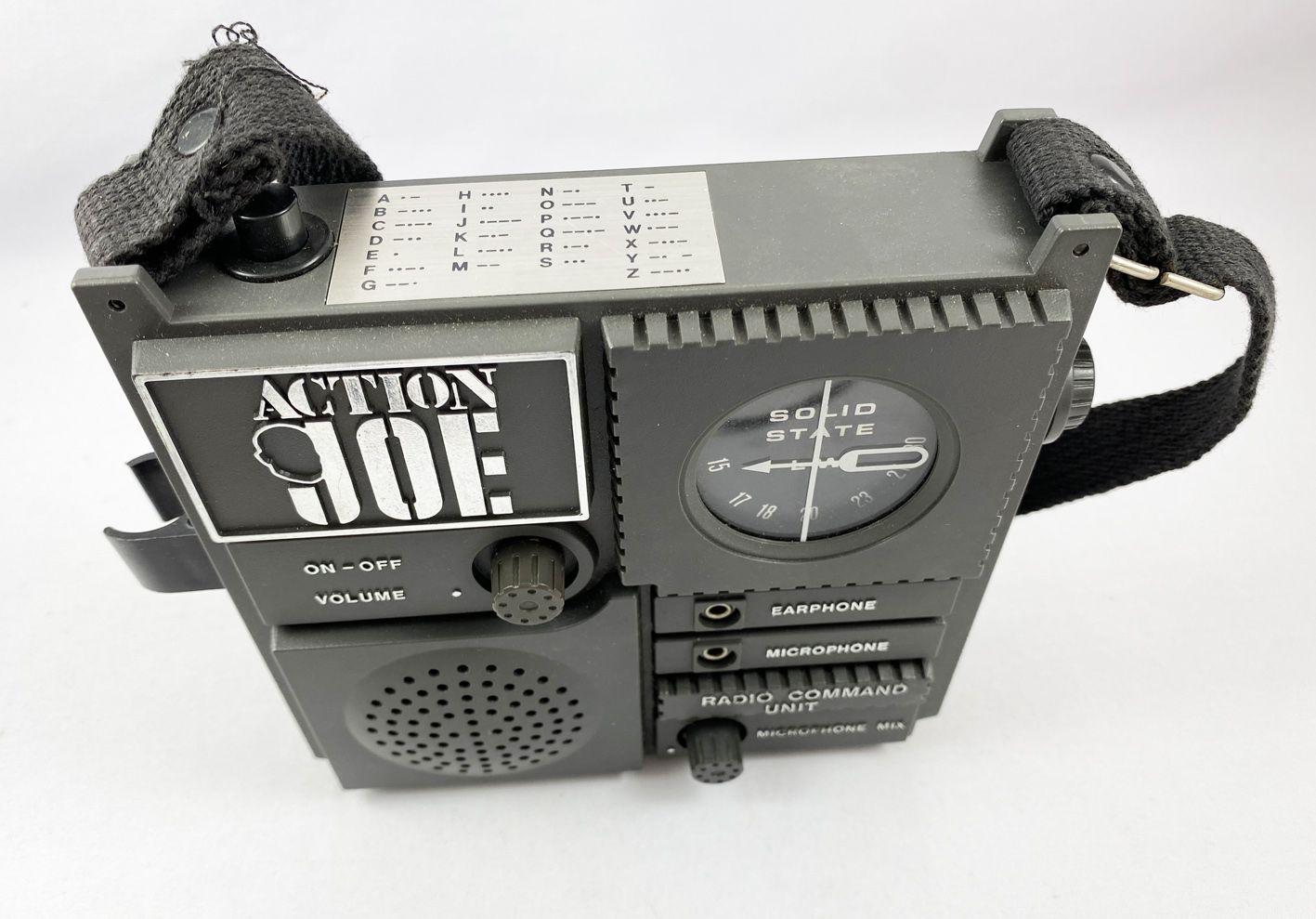 Action Joe - Radio Command Unit - Ref.7518
