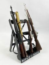 Action Joe - Ratelier d\'armes - Ceji - Réf 2976 (occasion)
