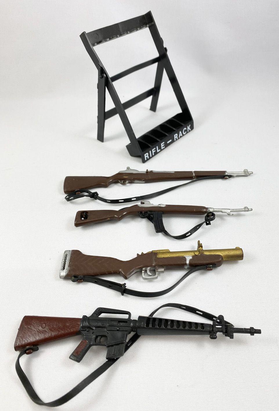 Action Joe - Rifle-Rack - Ceji - Ref 2976 (loose)