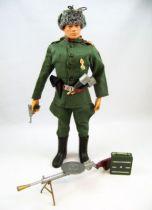 Action Joe - Russian Soldier - Ceji - Ref 7579