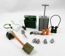 Action Joe - Sabotage Equipment - Ceji - Ref 7959