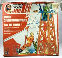Action Joe - Trainning Tower- Ceji - Ref 7903