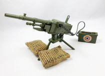 Action Joe (accessories) - Electric Machine-Gun - Ceji - Ref 5601 (loose)