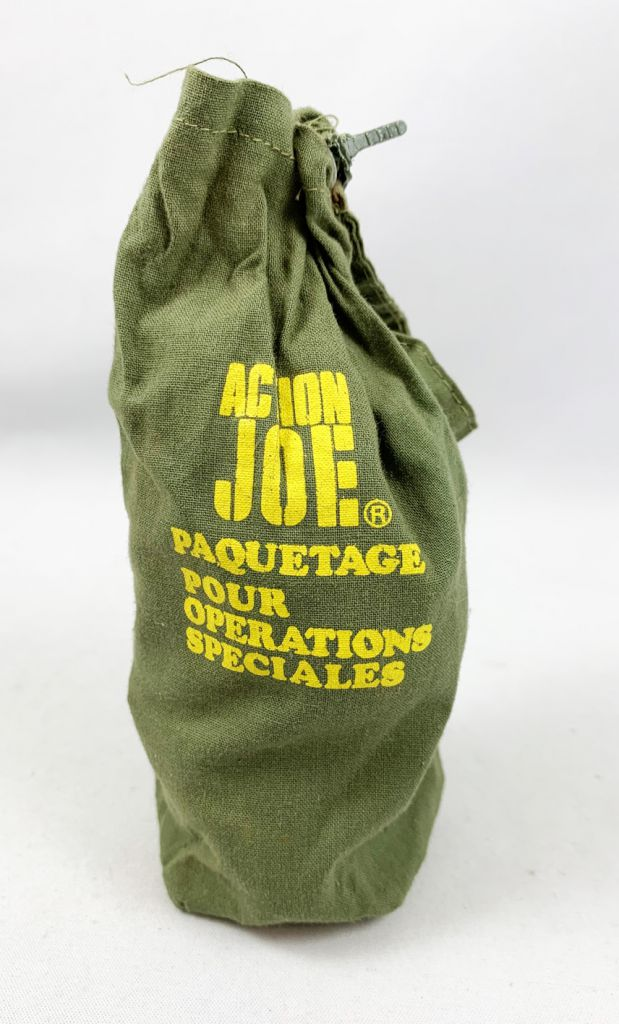 Action Joe (accessories) - Special Operation Pack - Ceji - Ref 7571 (loose)