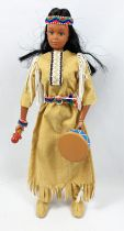 Action Joe (Figure+Outfit) - Diana (in Sioux Camp) - Ceji - Ref.7947+2712