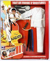 Action Joe (Outfit) - Karate - Ceji - Ref 7915